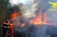 Sardegna, aveva appiccato 9 incendi: arrestato piromane seriale