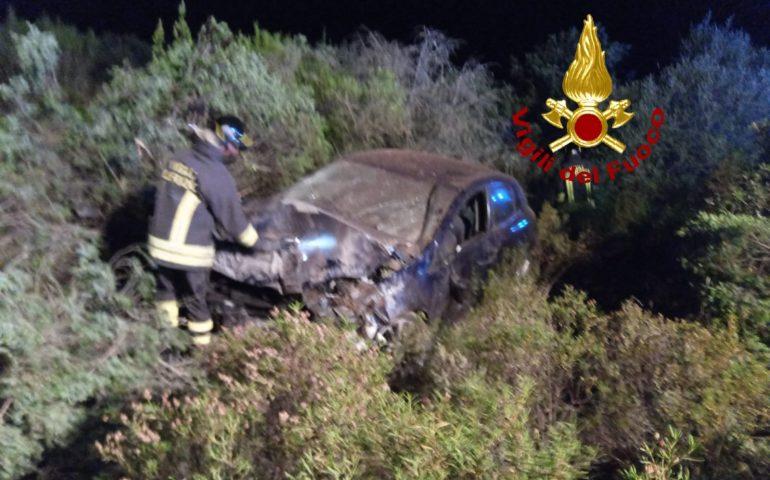 Sardegna, terribile incidente stradale: perde la vita un giovane