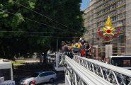 Sardegna, operaio colpito da un'asta: soccorso e portato all'ospedale