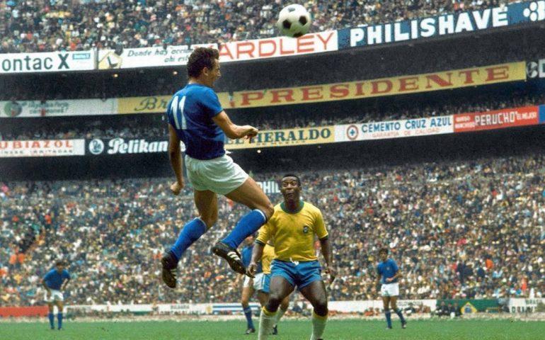 Accadde oggi: 21 giugno 1970, Messico, il Brasile di Pelè batte l'Italia di Riva ed è campione del Mondo