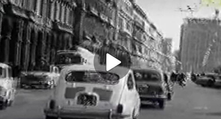 (VIDEO) Come erano le strade in Sardegna nel 1961? Un documentario ce lo racconta