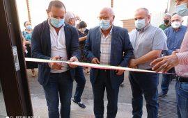 """Villagrande, inaugurata sede CISL. Muggianu: """"Qui le persone trovano risposte e assistenza"""""""