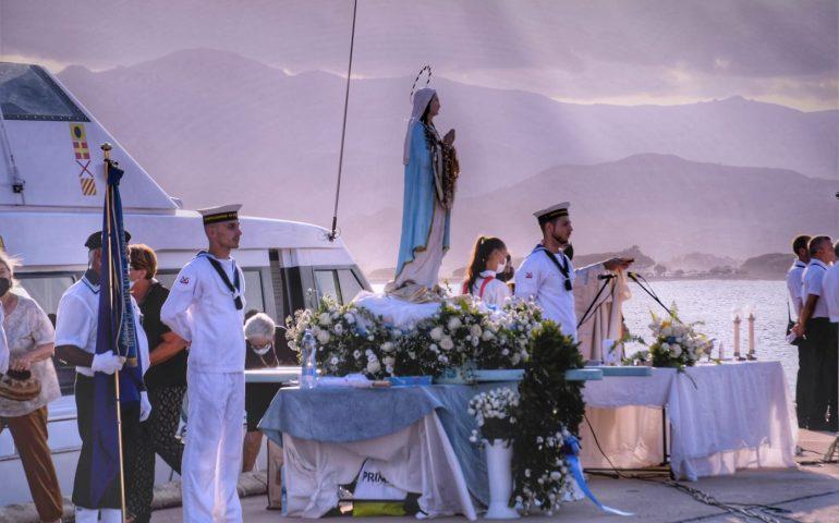 (PHOTOGALLERY) Arbatax festeggia la sua patrona. Tantissimi fedeli ieri per la Madonna Stella Maris