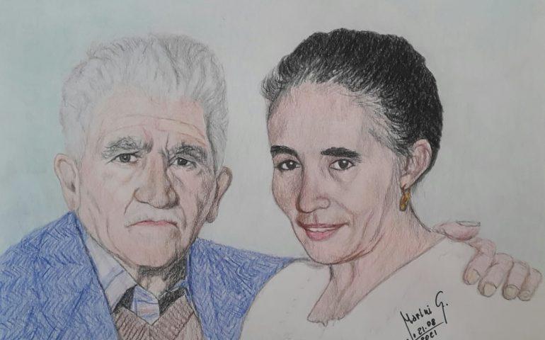Personaggi d'Ogliastra. Il ritratto di Giuseppe Marini per ricordare Antonio Cabiddu e Maria Chiara Cabras
