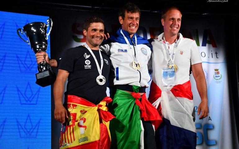 (PHOTOGALLERY) Arbatax, WSC 2021, vince l'italiano Giacomo De Mola, azzurro anche il trofeo a squadre