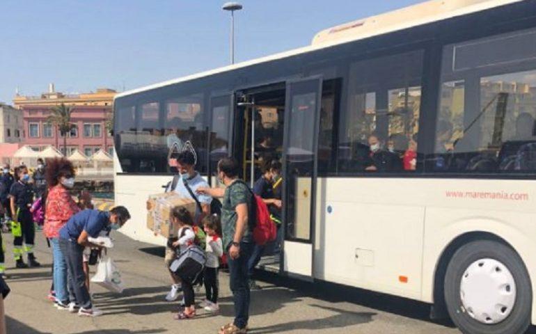 La Sardegna accoglie altri 38 profughi afghani: l'arrivo oggi al porto di Cagliari