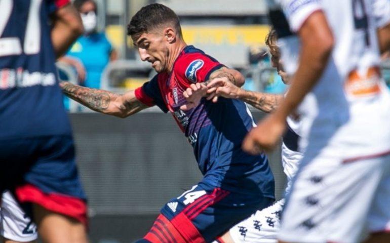 Unipol Domus, un Cagliari sprecone viene beffato dal Genoa in rimonta: 2-3 il risultato finale