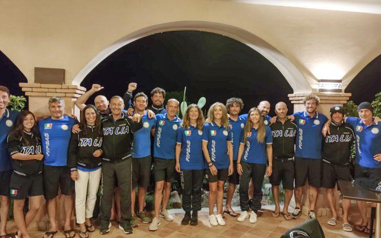 Mondiali di pesca in apnea, ad Arbatax tra il 16 e 19 settembre: per la prima volta anche il titolo femminile