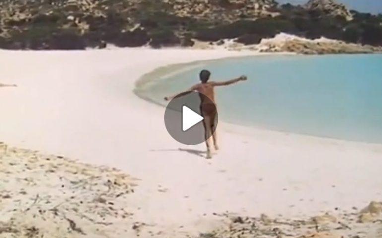 """(VIDEO) Lo sapevate? Il film capolavoro """"Deserto Rosso"""" di Antonioni fu girato in Sardegna"""