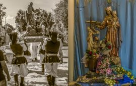 Gairo si prepara a festeggiare la Madonna del Buoncammino: con la Chiesetta inagibile le Messe saranno all'aperto