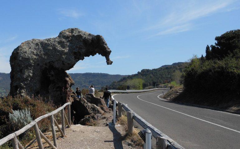 Lo sapevate? In Sardegna c'è una bellissima roccia a forma di elefante
