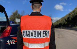 Ogliastra, i carabinieri scoprono alcuni sacchi di marijuana durante una perlustrazione
