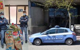 23 kg di marijuana essiccata in auto: due uomini arrestati