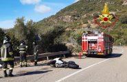 Tragedia sulla SP 47: 31enne si schianta contro il guard rail con la moto e muore sul colpo