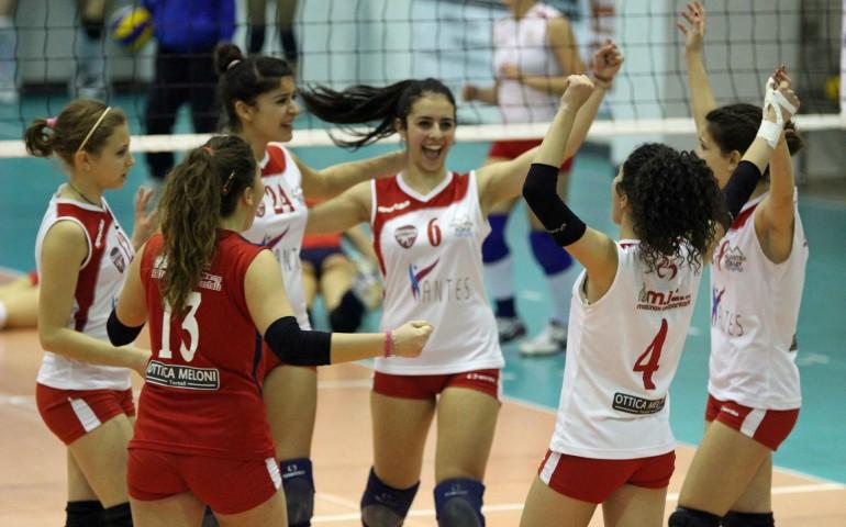 Pallavolo. L'Antes Ogliastra Volley Under 18 vola alla finale regionale