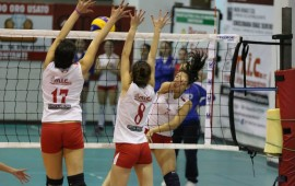 L'Antes Ogliastra Volley al giro di boa. 3 vittorie e 6 punti sopra la zona retrocessione