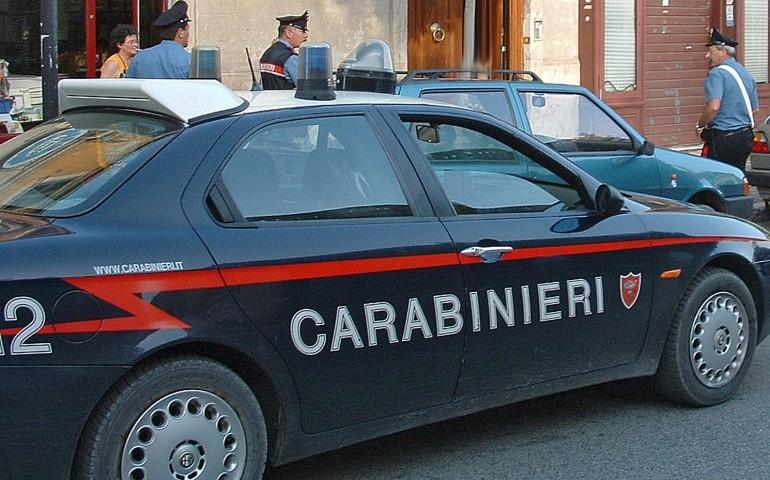 Tortolì. Ritrovata dai carabinieri un'auto rubata sabato in via Tirso