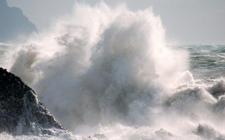 Allerta meteo. Protezione civile: vento e mareggiate sulla Sardegna