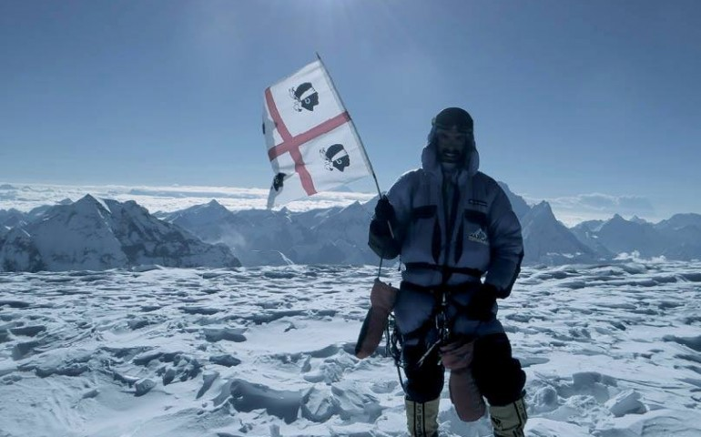 Presentazione del libro CHO OYU: Il primo sardo oltre gli 8000 metri
