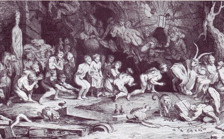 Leggende ogliastrine. I diavoli di Perda Liana a Gairo, la porta dell'inferno