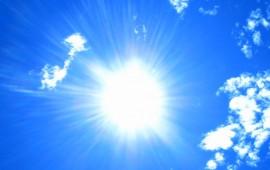 sole meteo, immagine simbolo