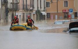 Alluvione, immagine simbolo