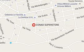 Conad Superstore Tortolì volantino telefonia carta di pagamento insieme più