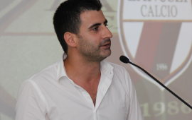 Il sindaco di Lanusei Davide Ferreli