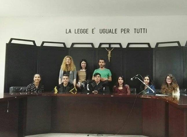 Avvocati in erba: gli studenti del liceo di Tortolì dalle aule scolastiche a quelle del Tribunale