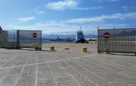 Molo di Levante, Porto Arbatax