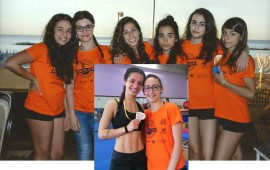 La ginnasta di Bari Sardo Carla Bangoni conquista il primo posto al torneo nazionale di Pesaro