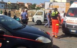 Scontro auto-scooter in pieno centro a Tortolì. Due ragazzi in ospedale