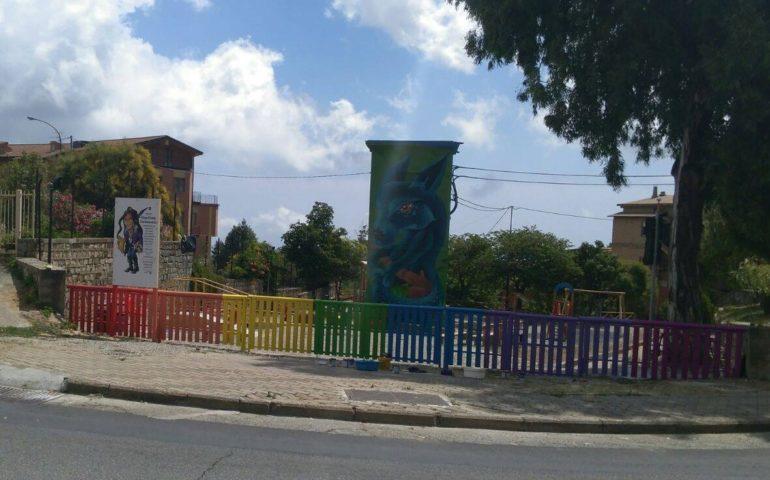 Lanusei, oggi l'inaugurazione del parco giochi Capitan Calamaio