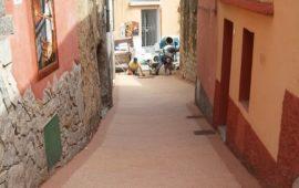 Loceri cambia volto: nuova pavimentazione nelle strade del centro storico
