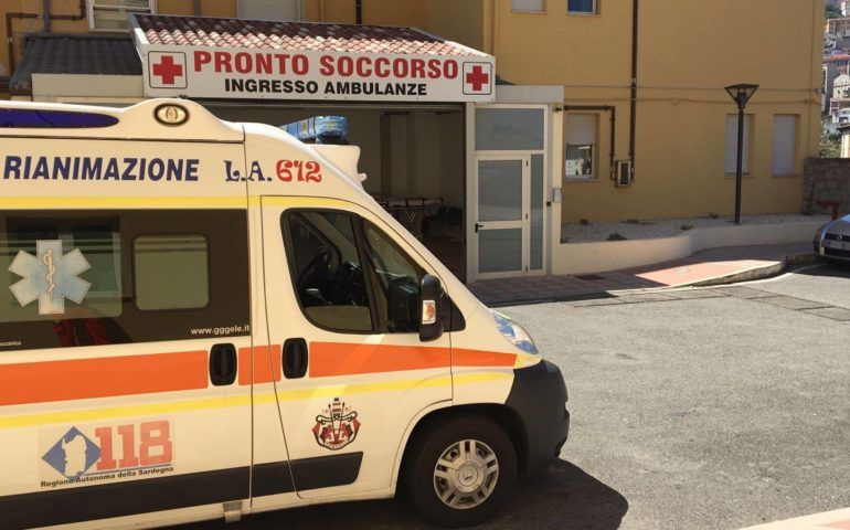 Incidente auto-moto a Porto Frailis. Centauro in ospedale