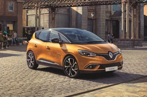 Notte bianca a Tortolì: in anteprima la presentazione della Nuova Renault Scenic