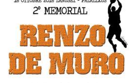 Lanusei ricorderà Renzo Demuro il 16 ottobre al Lixius
