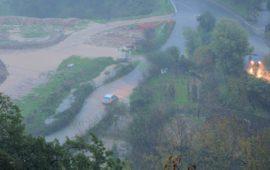 Maltempo. Crolli, case evacuate, frane e allagamenti: in 48 ore decine di interventi in Ogliastra