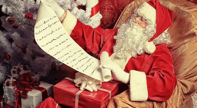 Barilla Center, apre la Casa di Babbo Natale