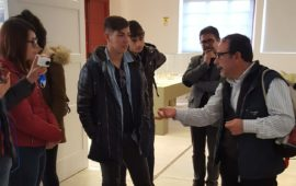 Il geo-tour degli studenti dell'ITI di Tortolì alla scoperta dei fossili del Sulcis Iglesiente