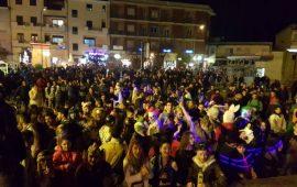 Un momento del carnevale 2016 a Tortolì