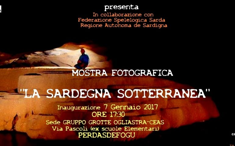 Le meraviglie della Sardegna sotterranea in mostra al museo naturalistico di Perdasdefogu