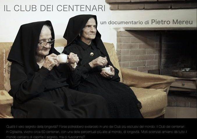 Il club dei centenari. Dibattito e documentario di Pietro Mereu presto a Lanusei