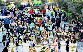 Carnevale a Girasole ( foto R.Mirai)