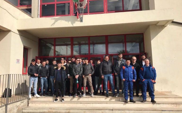 Oggi all'ITI una giornata di approfondimento con i tecnici di Enel Hydro Sardegna