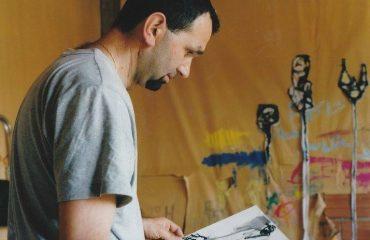Il pittore Francesco Spatara