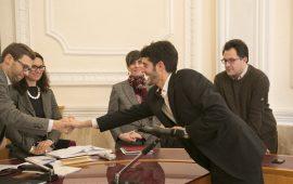 Cristian Virdis: un altro studente di Lotzorai tra i migliori laureati premiati alla Camera dei Deputati