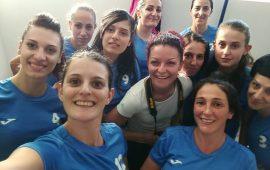 """Spirito sportivo e tanta ironia nel video delle """"Foghesu girls"""" del calcio a cinque femminile"""