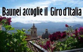 Baunei si fa bella per il Giro d'Italia. Corrias: «Mettete i fiori nei vostri balconi»