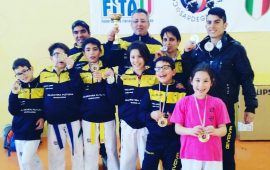 Taekwondo, l'Ogliastra registra nuovi successi sportivi